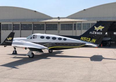 Aircraft Wrap Wichita KS