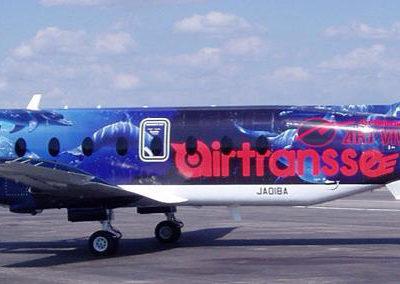 Airplane Wrap Wichita KS